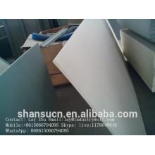 Panneau dur de mousse de PVC de construction de 19mm, panneau de mousse de croûte de PVC pour des meubles et coffret