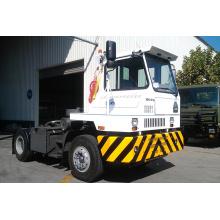 Véhicule de camion de tracteur de terminal de Cnhtc 4X2 Véhicule d'ingénierie de camion de tracteur de Sinotruck HOWO