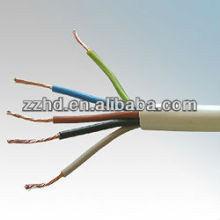 5 core 2.5mm2 HO5VV-F Flexible cable