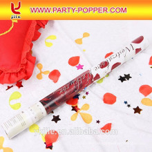 Venta al por mayor Stars Popper Party Popper for Christmas Celebration Children toy