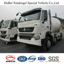 7cbm Sinotruck HOWO Volvo Euro 4 Concrete Mixer Transport Truck