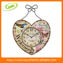 Billige dekorative digitale Wanduhr (RMB)