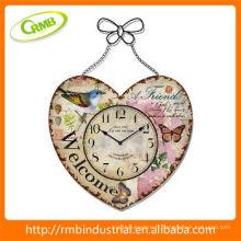 Horloge murale décorative décorative à bas prix (RMB)