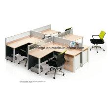 4 People Office Desk Workstation Furniture