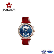 Fashion Nylon Watch Stainless Steel Case Strap Sport Fabric Watch