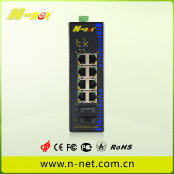 Switch PoE Ethernet Umanaged veloce