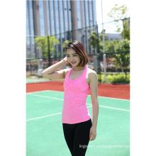 Gym Tank Top Active Yoga Top para mujeres