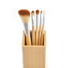 5 Piece Beauty Tools Makeup Brushes Set