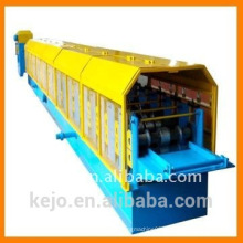 Gutter /Rainspout water tube cold roll forming making machine