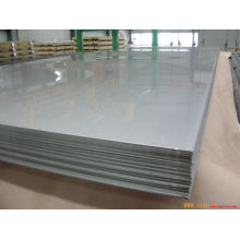 Amplamente uso de chapa de alumínio e construção de chapa