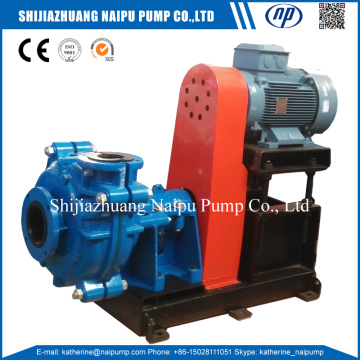 100ZJR Slurry Pump for Mine Gold Usado