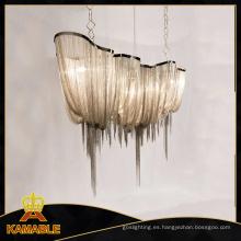 Decoración del hotel moderna lámpara lámpara colgante proyecto (KA1071)