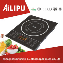 Cuisinière à induction de commande tactile de vente chaude d'appareil de cuisine