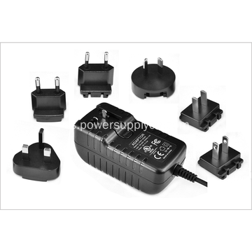 Adaptador de montaje en pared 19V0.5A con enchufe desmontable