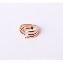 Snake Design Fashion Jewelry Ring in Good Quality and Good Price
