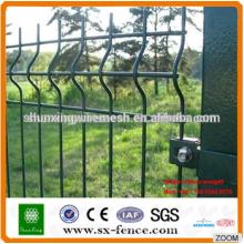 Pvc garden used fencing panels à vendre