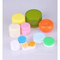 Paquete de prueba 5g 3g 10g frasco cosmético pequeño frascos de vidrio cosméticos pequeños frascos cosméticos de plástico reciclado