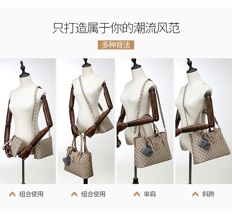 2018 new women shoulder bag