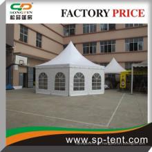 Rabatt Aluminiumrahmen Luxus China Dome Zirkus Zelt 5x10m zum Verkauf