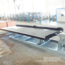 Top Quality Gold Shaking Table Price For Sale