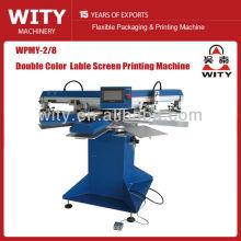 WPMY-2/8 doppelte Farben automatische Etikettendruckmaschine