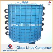 Type de plaque en verre doublé Condensateur