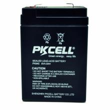 Tiefzyklus-Batterie-Preis-wartungsfreie 6V 4.5AH Speicher-UPS-Solarbatterie