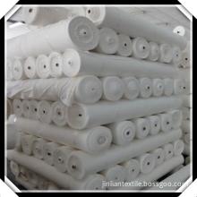 Wholesale Cheap Bleached White Viscose Rayon Fabric