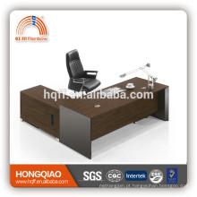 Estação de trabalho com mesa de extensão mesa de escritório moderno e durável