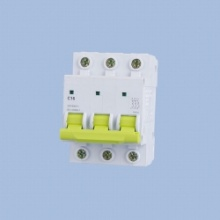 Mini disjoncteur 3Poles