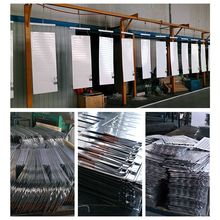 Roll Bond Evaporator for Refrigerator Freezer