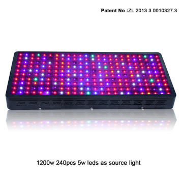Indoor Led Plant Grow Light 1200W do Hydroponic