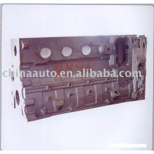 Bloque de cilindros del motor para KOMATSU 6D102