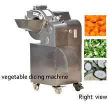 carrots dicing machine /carrots/ cucumber slicing machine