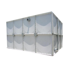 Low delivery cost assembled SMC FRP water tank