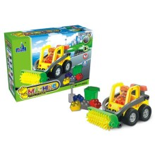 Goods high definition for Intelligence Blocks Toy Building Blocks with Kid export to Russian Federation Exporter