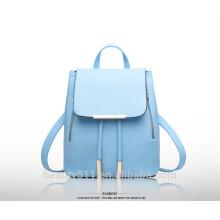 Estilo de la mochila 2017 de la manera del bolso más fresco de la manera de los estilos de la PU de la mujer de múltiples funciones HB14