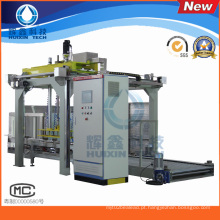Máquina de empilhamento de plaina atualizada