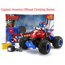 Outdoor Captain America 4WD RC Rock Crawler Car pour Hobby Sale