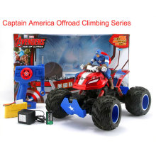 Outdoor Capitão América 4WD RC Rock Crawler Car para Hobby Venda