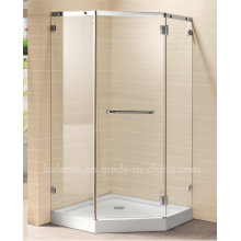 Excellent Design Stainless Steel Shower Enclosure with Low Tray (LTS-031)