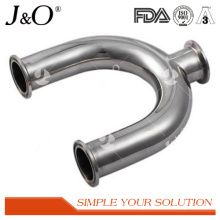 Sanitary Stainless Steel Pipe Fitting U Tube Elbow