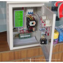 Boîte de contrôle à trois phases 1.5kw-7.5kw