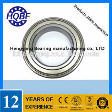 High Precision Deep Groove Ball Bearing 6206u Made In China Manufacture