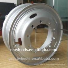 Колесо трейлера стальное колесо 7,5-20