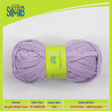 2015 factory sale low price new mesh knit yarn of acrylic yarn knitting in good quality