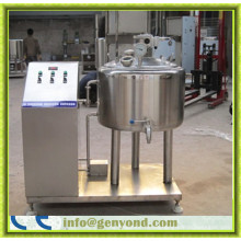 Máquina Pasteurizadora Mini Milk de Acero Inoxidable