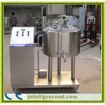 Stainless Steel Small Milk Pasteurization Machine
