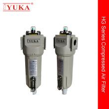 Filtro de ar particulado de alta eficiência para pneumática