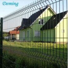 Cheap price for Triangle 3D Fence 3 Curve PVC Coated Welded Wire Mesh Fence export to Canada Importers